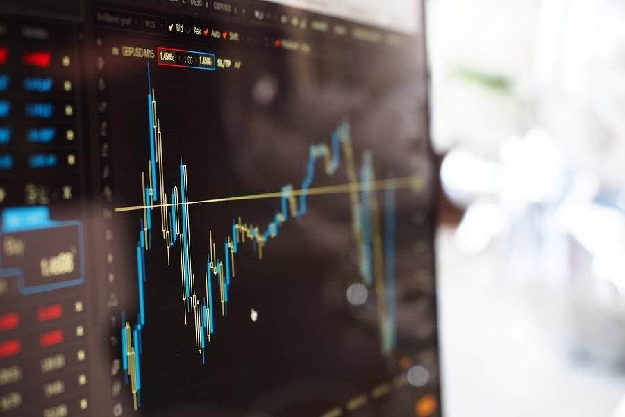 Stock price trend
