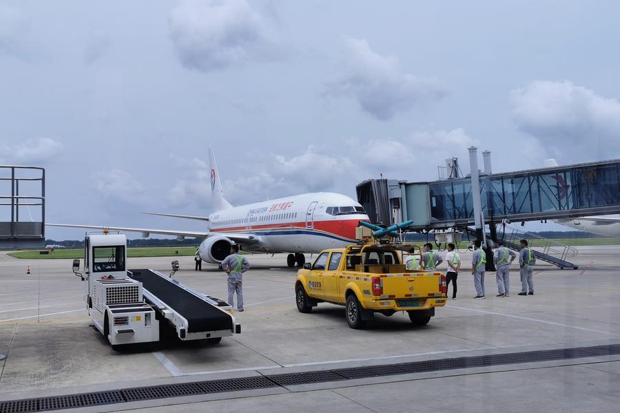 Airport Aviation China Eastern Airlines