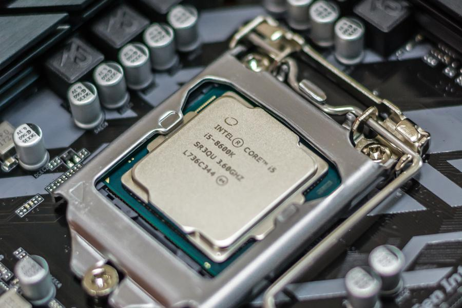 Chip semiconductor