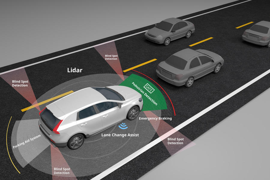 Automatic driving