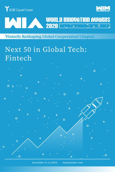 WIA2020 | Next 50 in Global Tech: Fintech