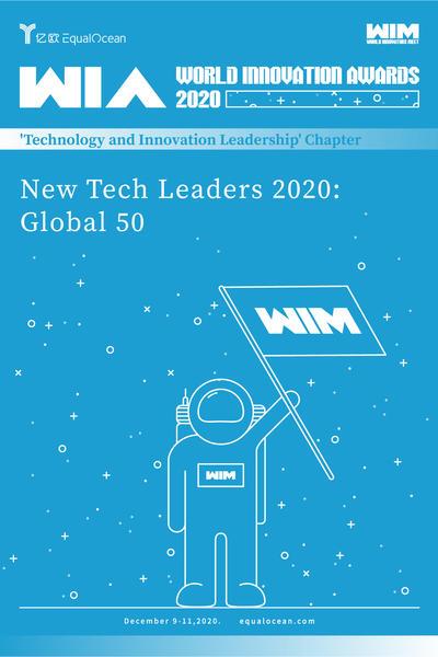 WIA2020 | New Tech Leaders 2020: Global 50