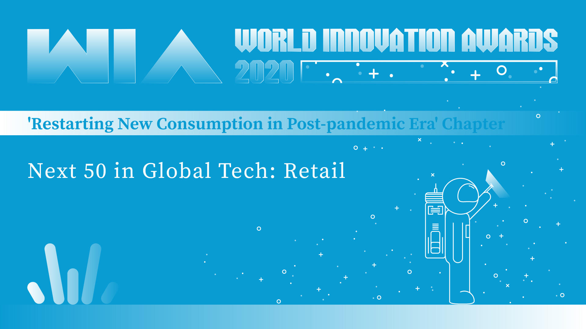 WIA2020 | Next 50 in Global Tech: Retail