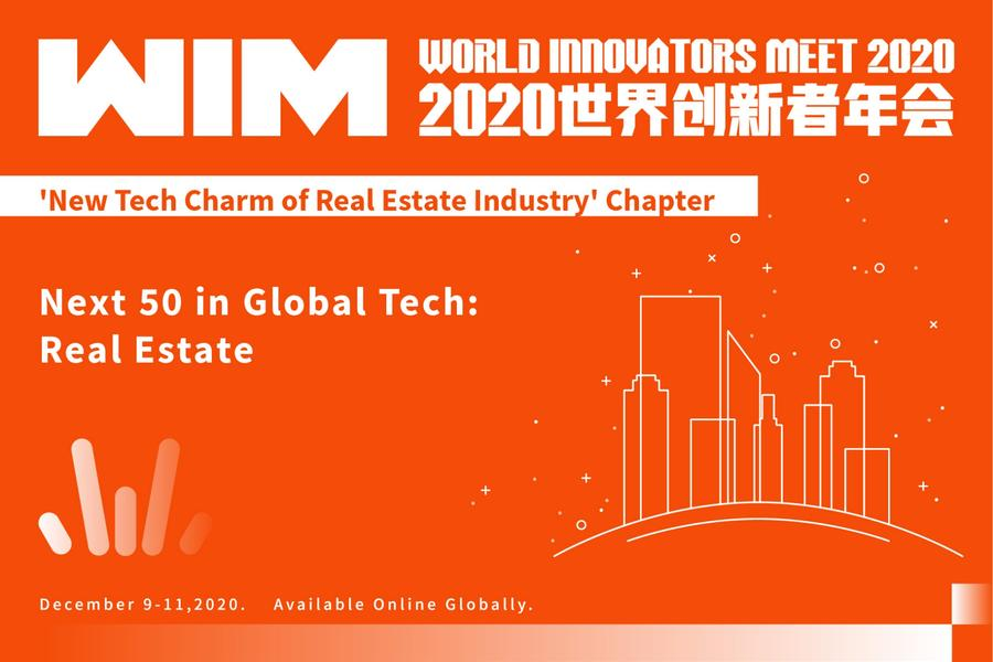 Next 50 in Global Tech: Real Estate (WIA2020)