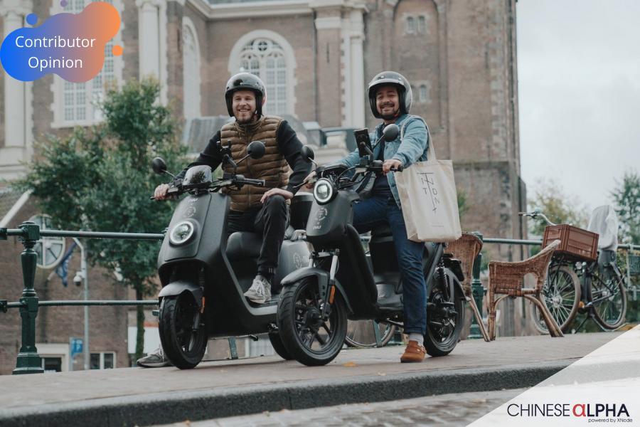 NIU riders