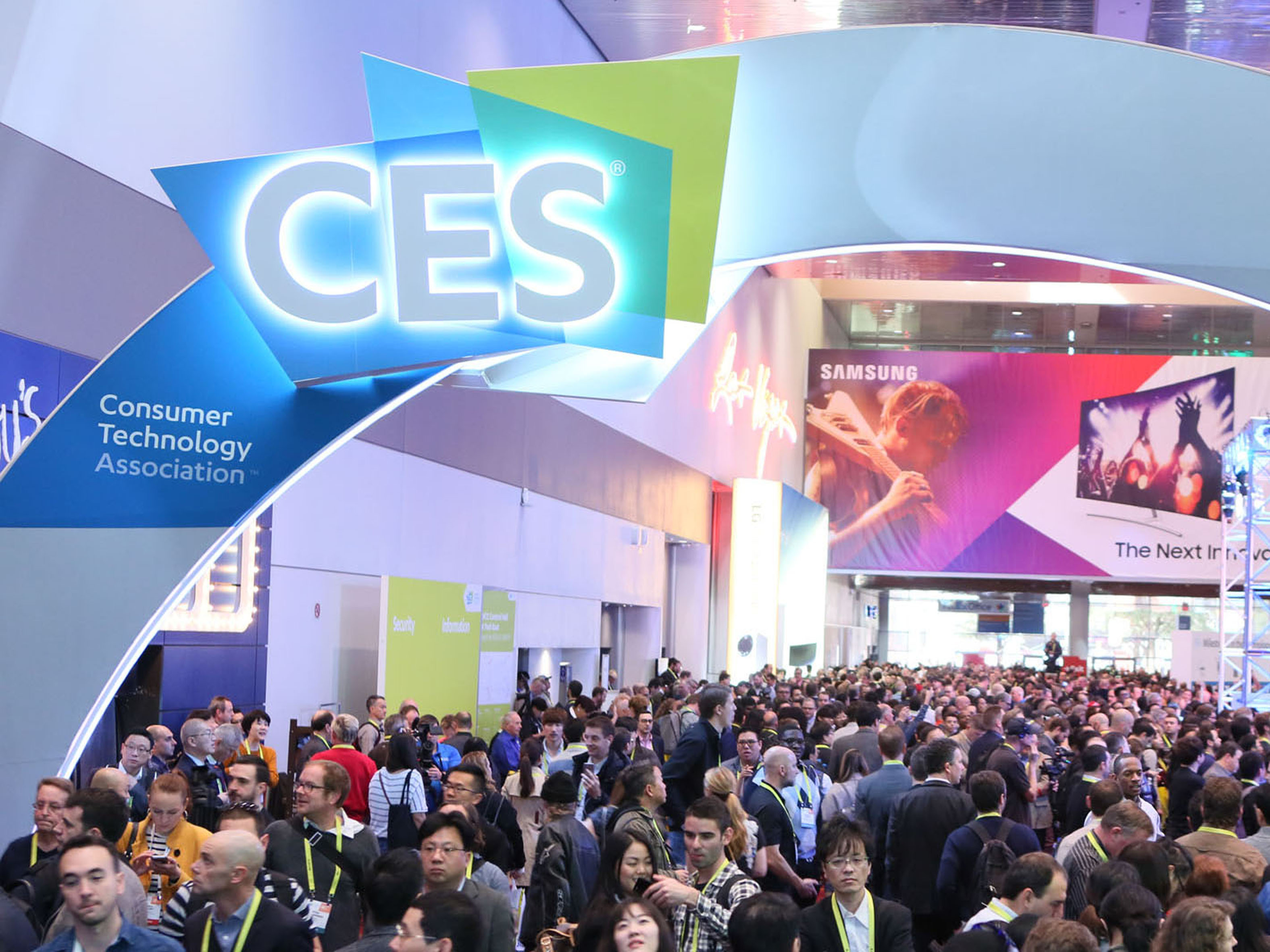 Megvii Brought Its Artificial Intelligence Technology To CES 2019