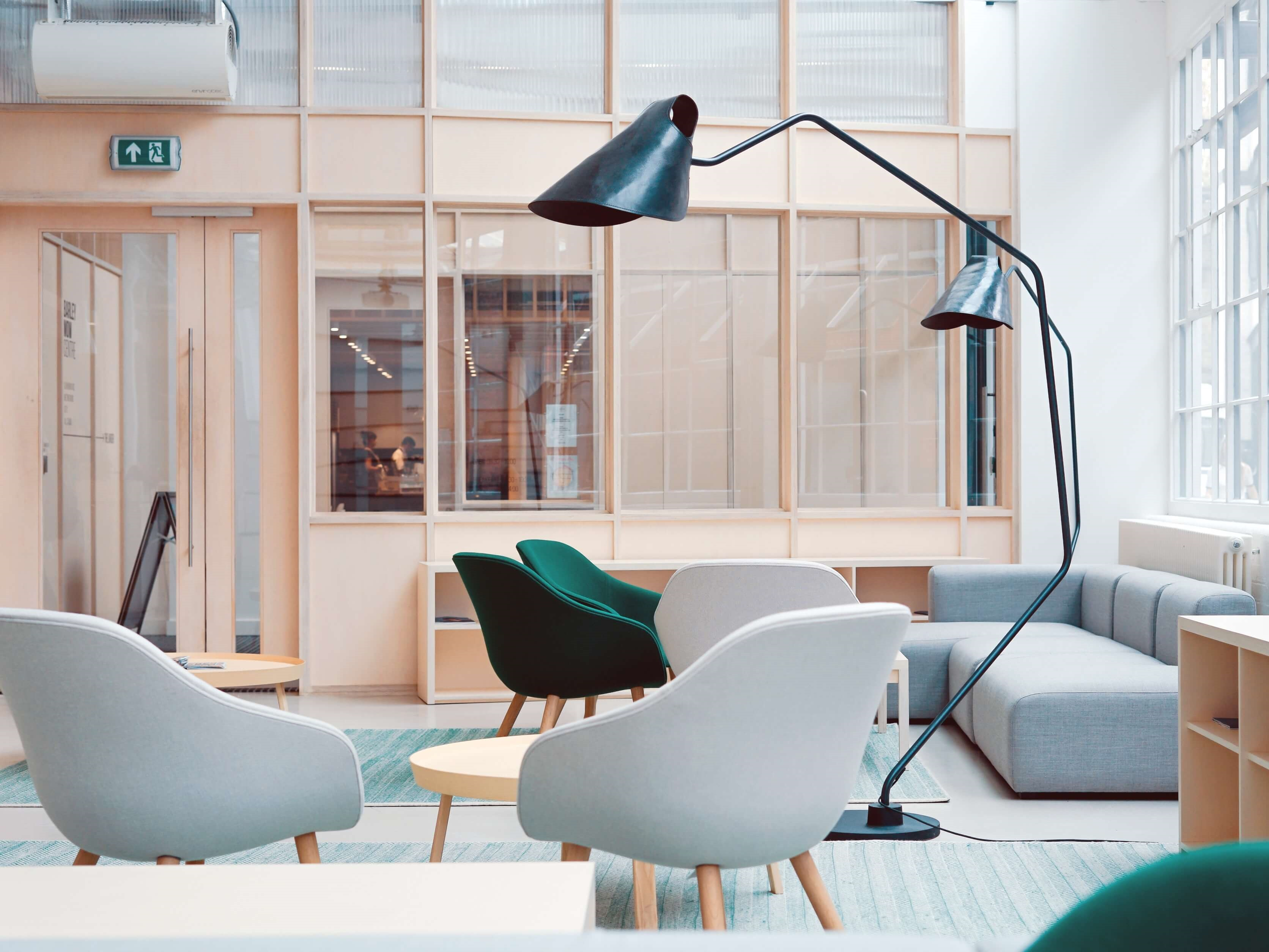 Interior Design. PHOTO: Toa Heftiba on Unsplash