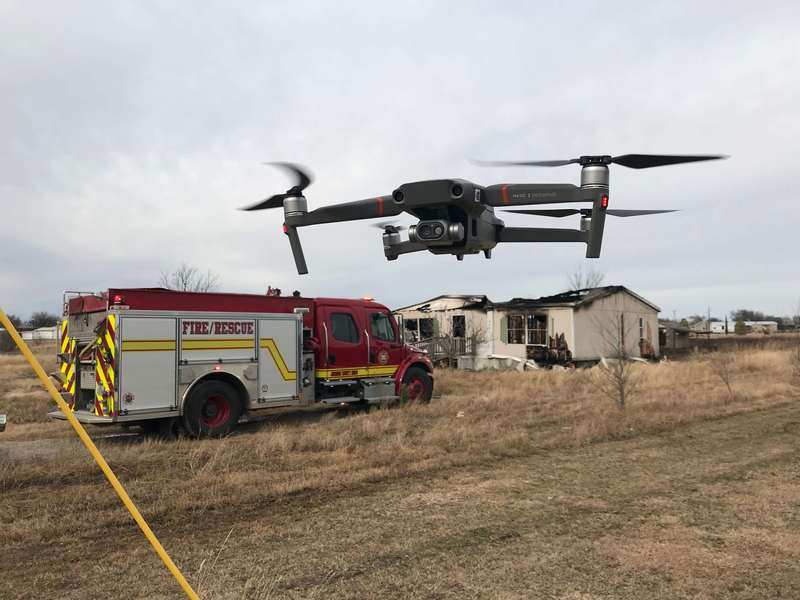 Analysis about Industrial Use of DJI's Drones: Exaggerating Propaganda or Pragmatism?