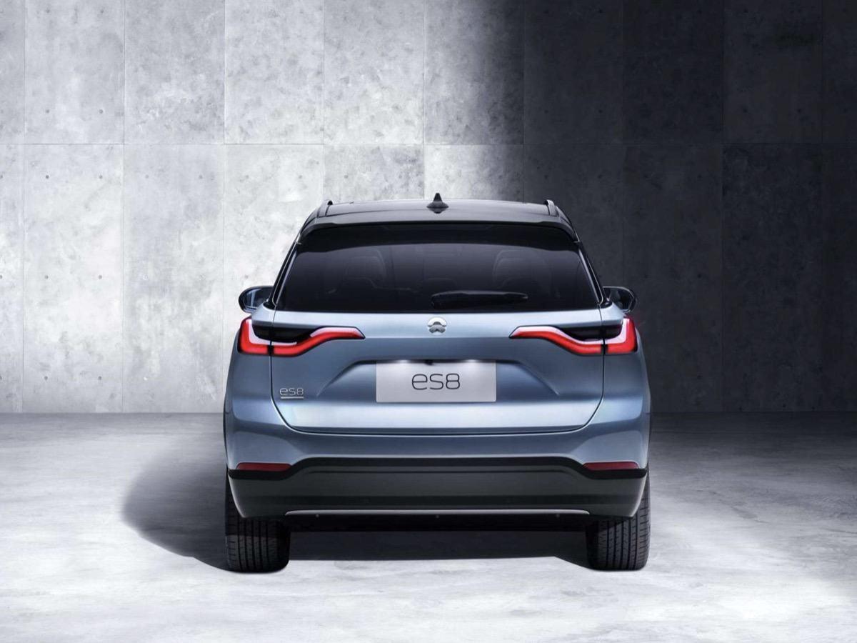 Performance Evaluation of NIO ES8:  Smart EV Idea Too Idealistic For Now