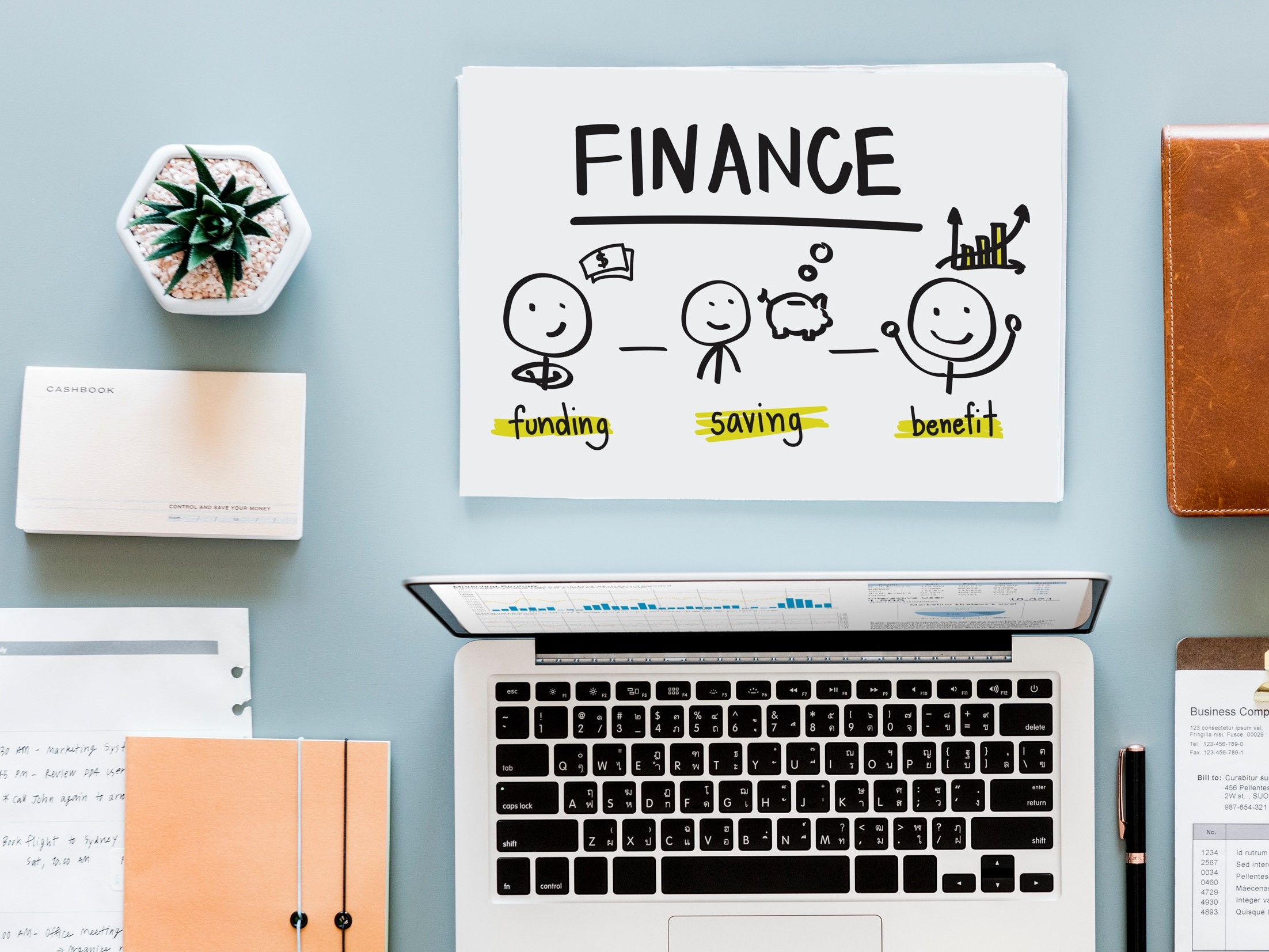 Financial risk awareness rises in new generation. Photo: Credit to Unsplash official website