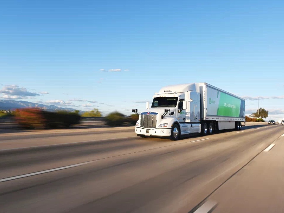 Robo-trucking Company TuSimple Teams up with the USPS to Haul Mail
