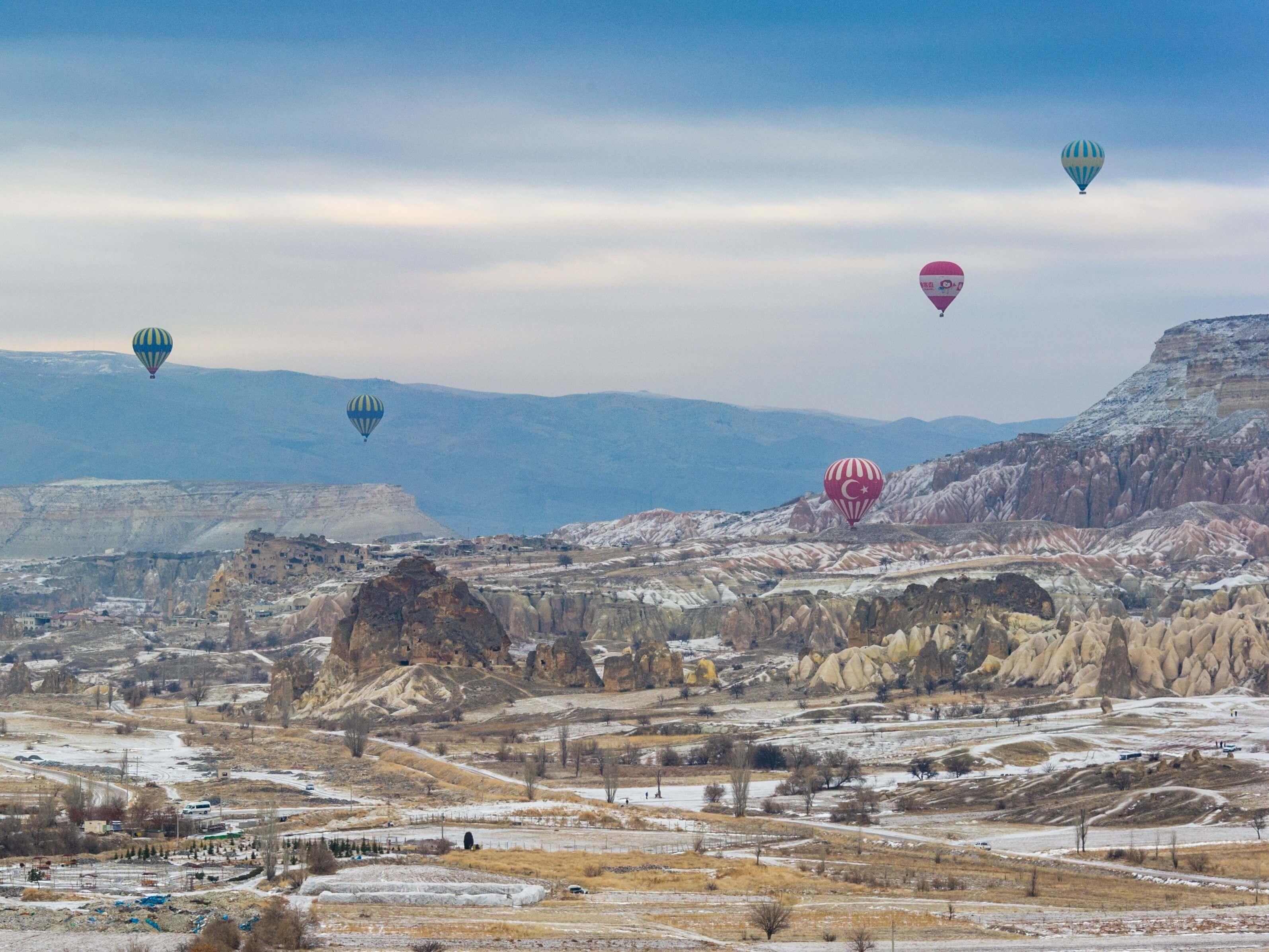 Alipay Balloons in Turkish Tourism Market