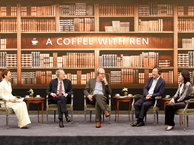 Ren Zhengfei: Huawei Didn't, and Will Never Steal Intellectual Property
