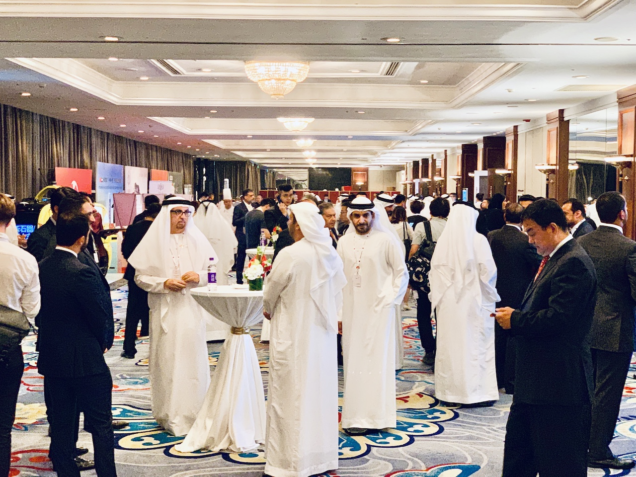 Further Cooperation Starts at UAE-China Economic Forum 2019 in Beijing