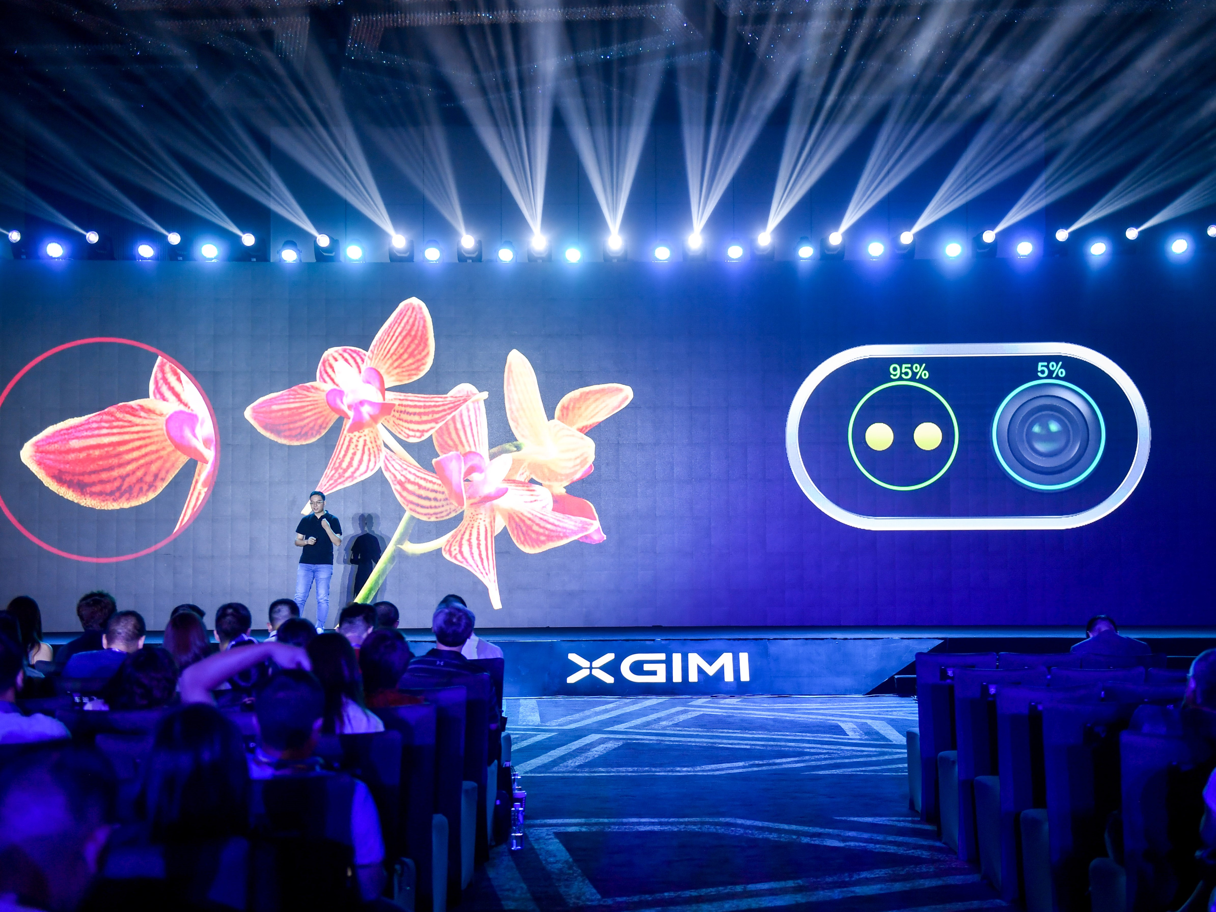 Screenless TV Supplier XGIMI Launches New 4K Products