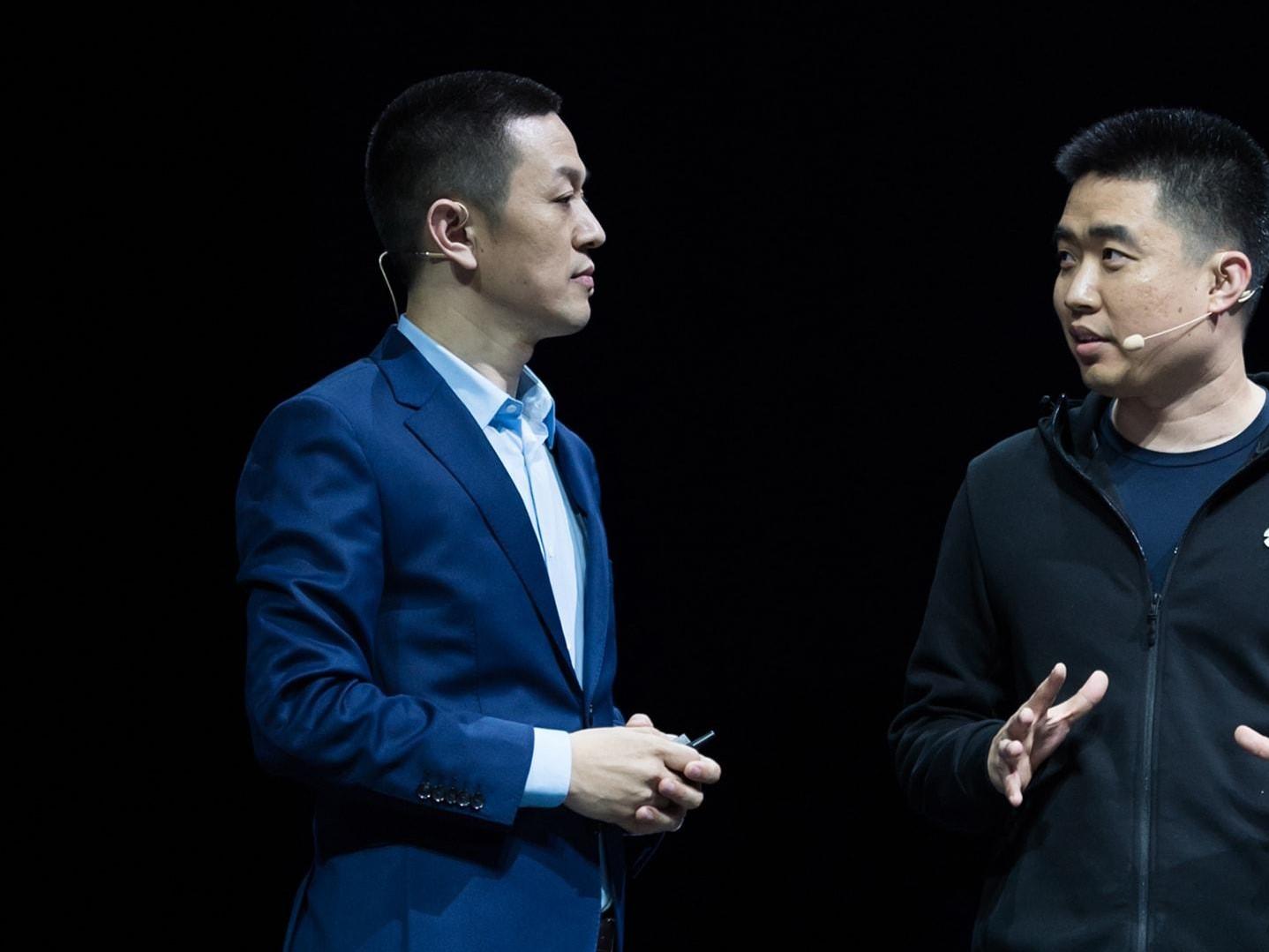 NIO CEO William Li Responds to Layoff Rumors