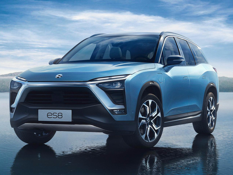 NIO Announces Its Third Quarter 2019 Delivery Results