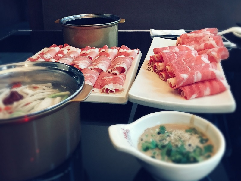 Alibaba's Freshhema Fuels the Early Winter with Hot Pot Service