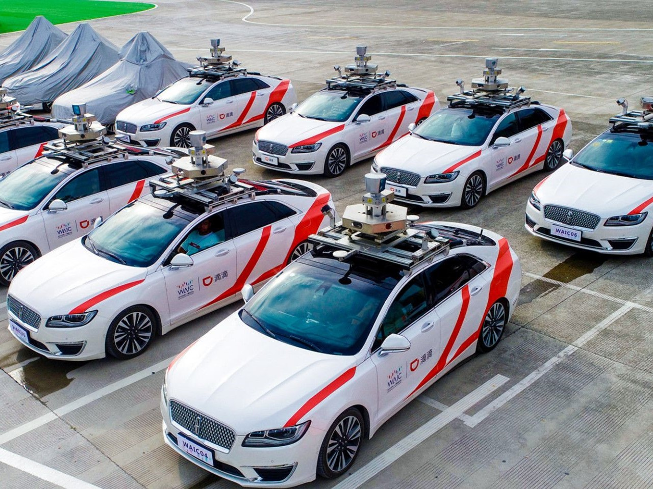Didi Chuxing's Robotaxis Soon to Deploy in Shanghai