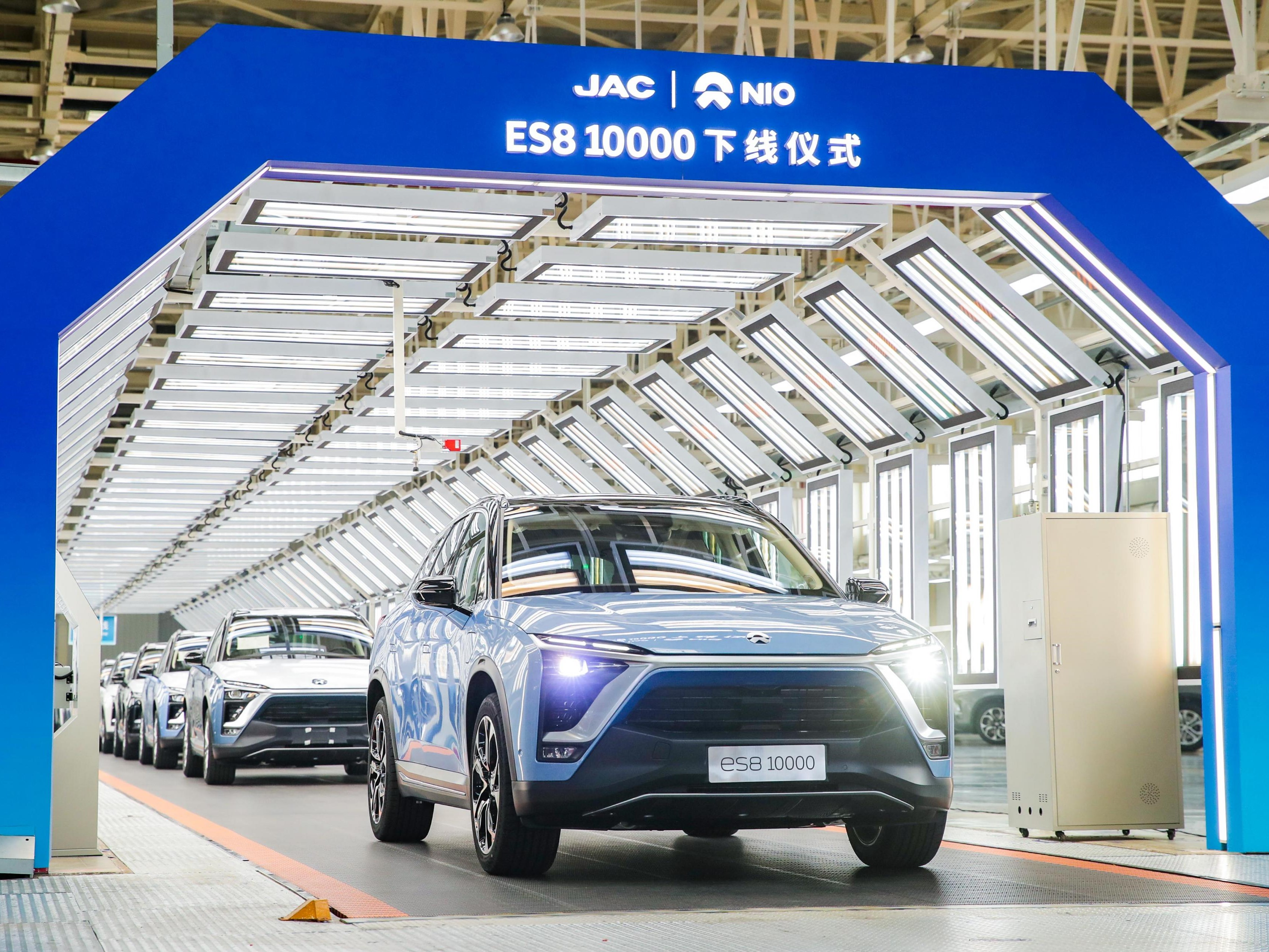 NIO's Path in 2019: A Long Road to Recovery or A Privatization Offer?