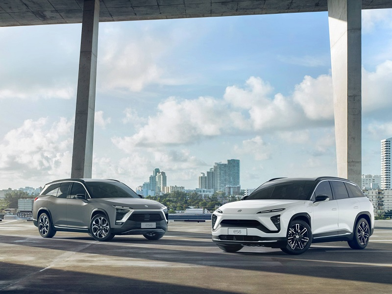 With Bankrupcy Looming, NIO's Key Executive Leaves