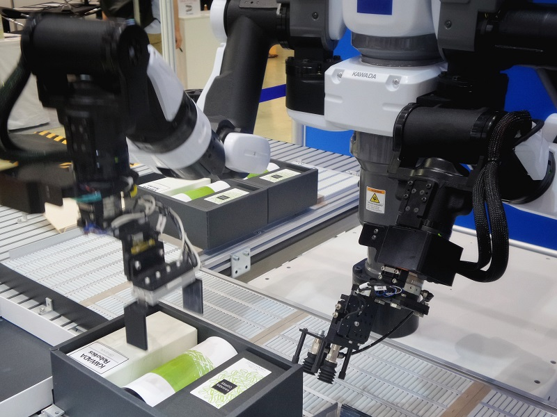 AI Machine Vision Makes Swift Changes to Production Line Efficiency