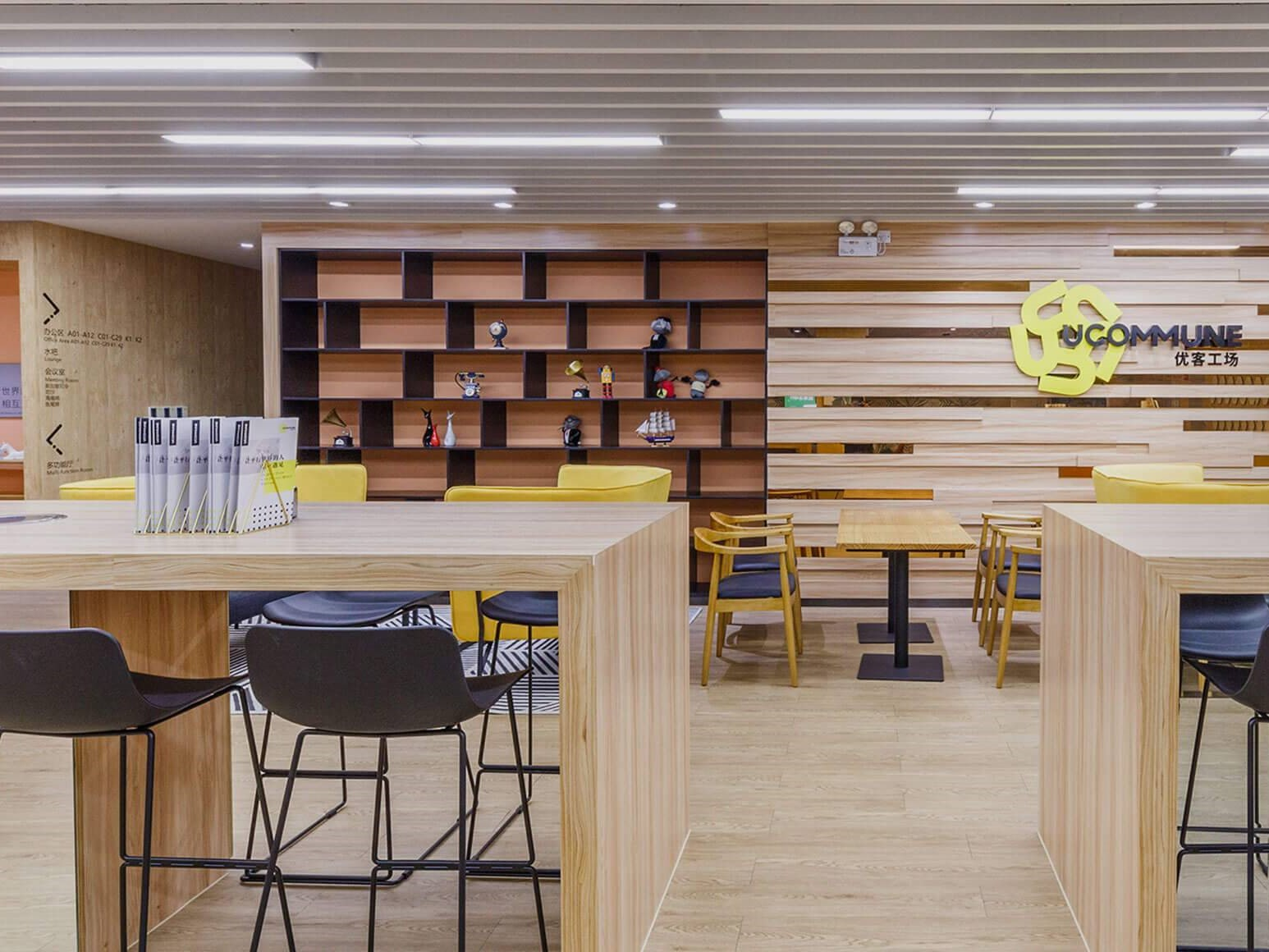 The Curse of Co-working: Ucommune Pitches Different Business from WeWork