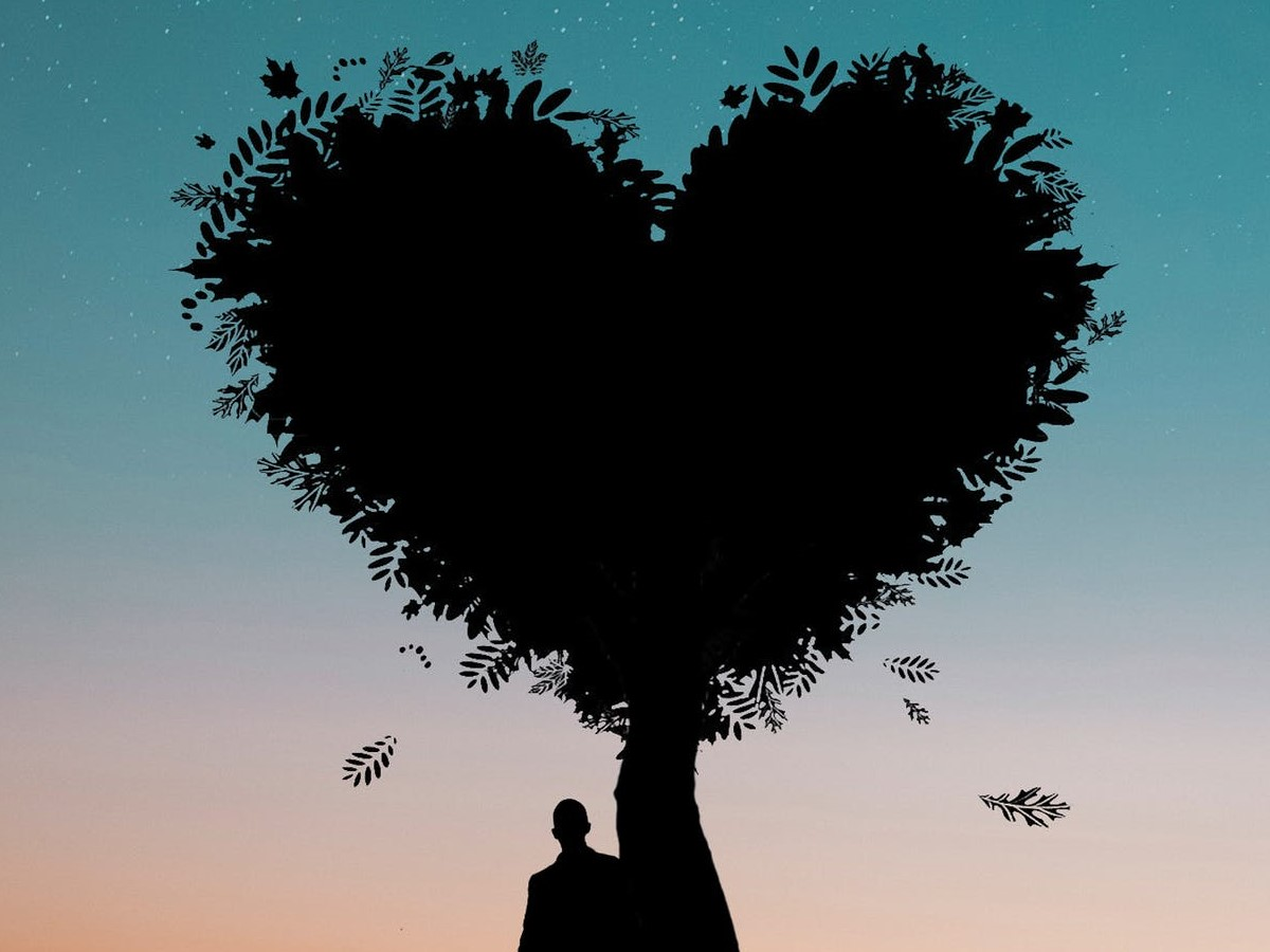 Searching for love. Image credit: Pexel