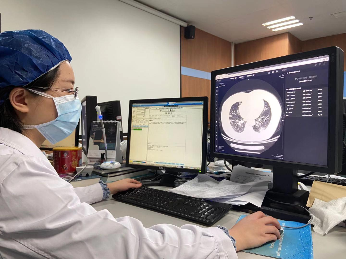 Infervision: Our AI Detects Deadly Coronavirus via CT Lung Screening