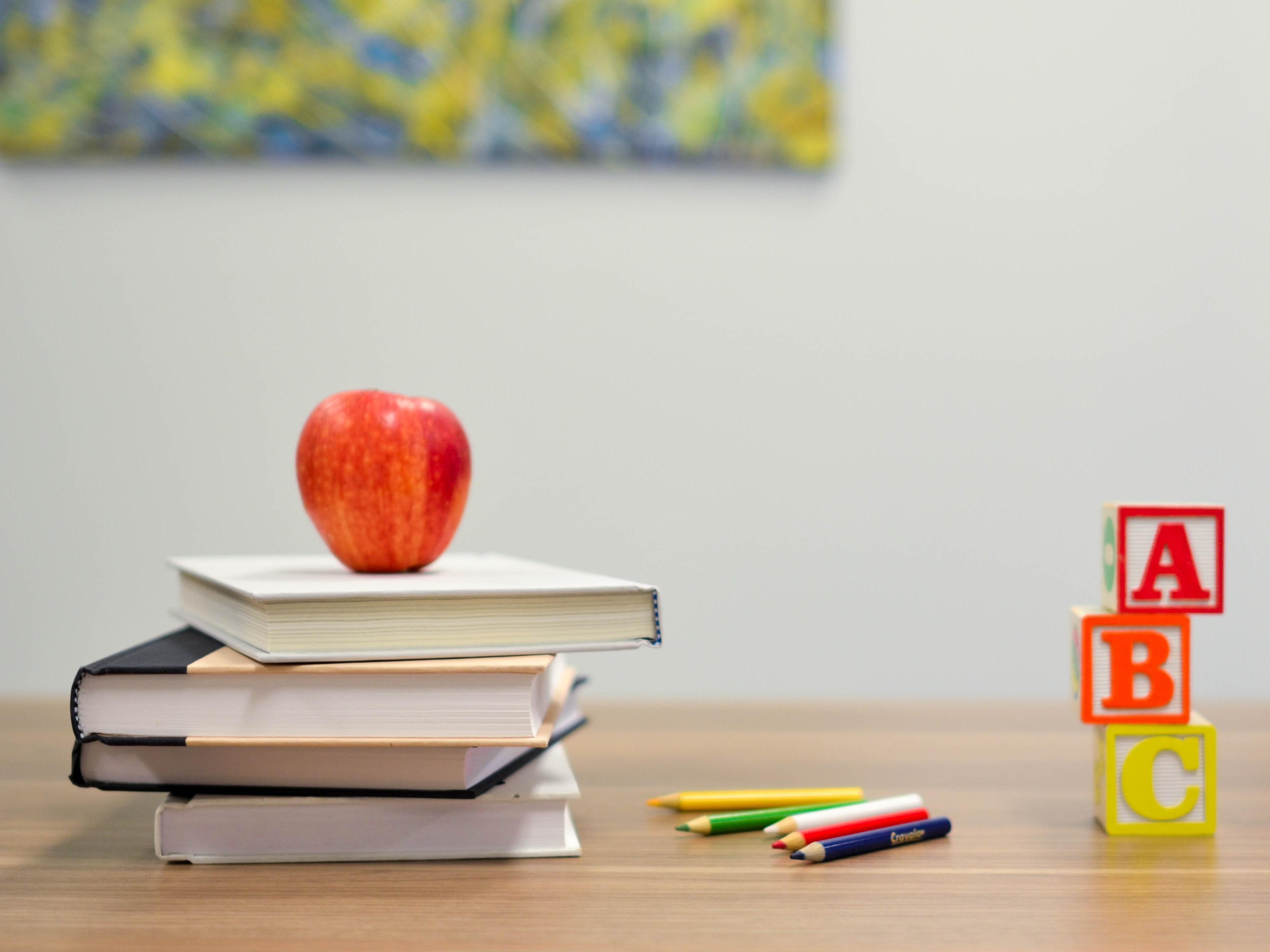 Books for children. Image credit: Element5 Digital/Unsplash
