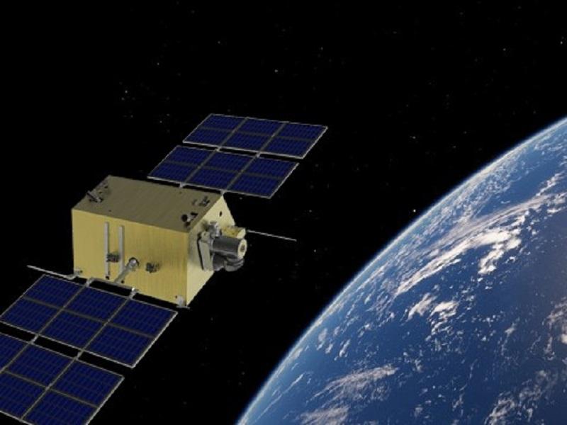 Satellite. Iimage credit: Commsat website.