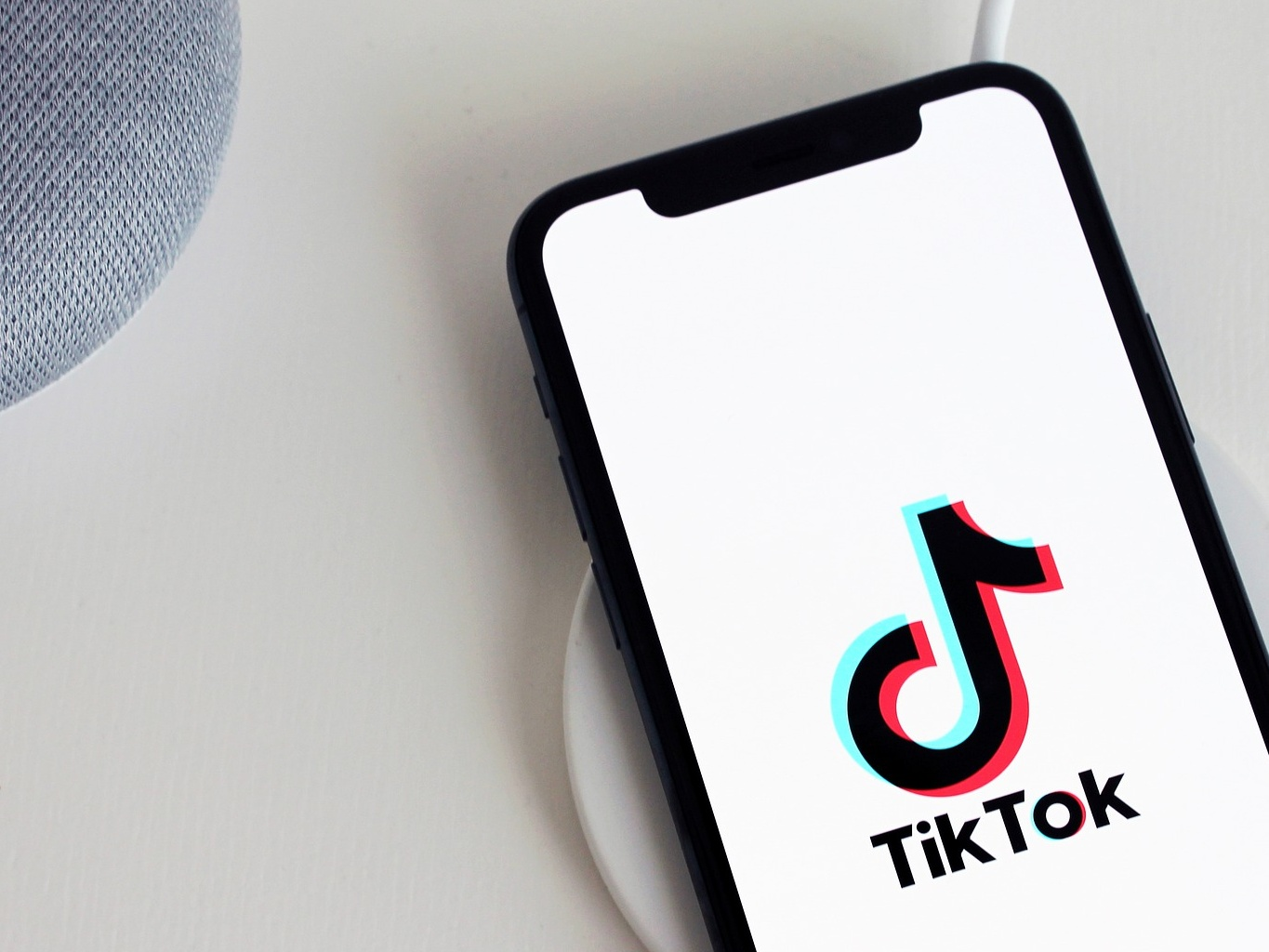 TikTok in the phone. Image credit: Antonbe/Pixabay