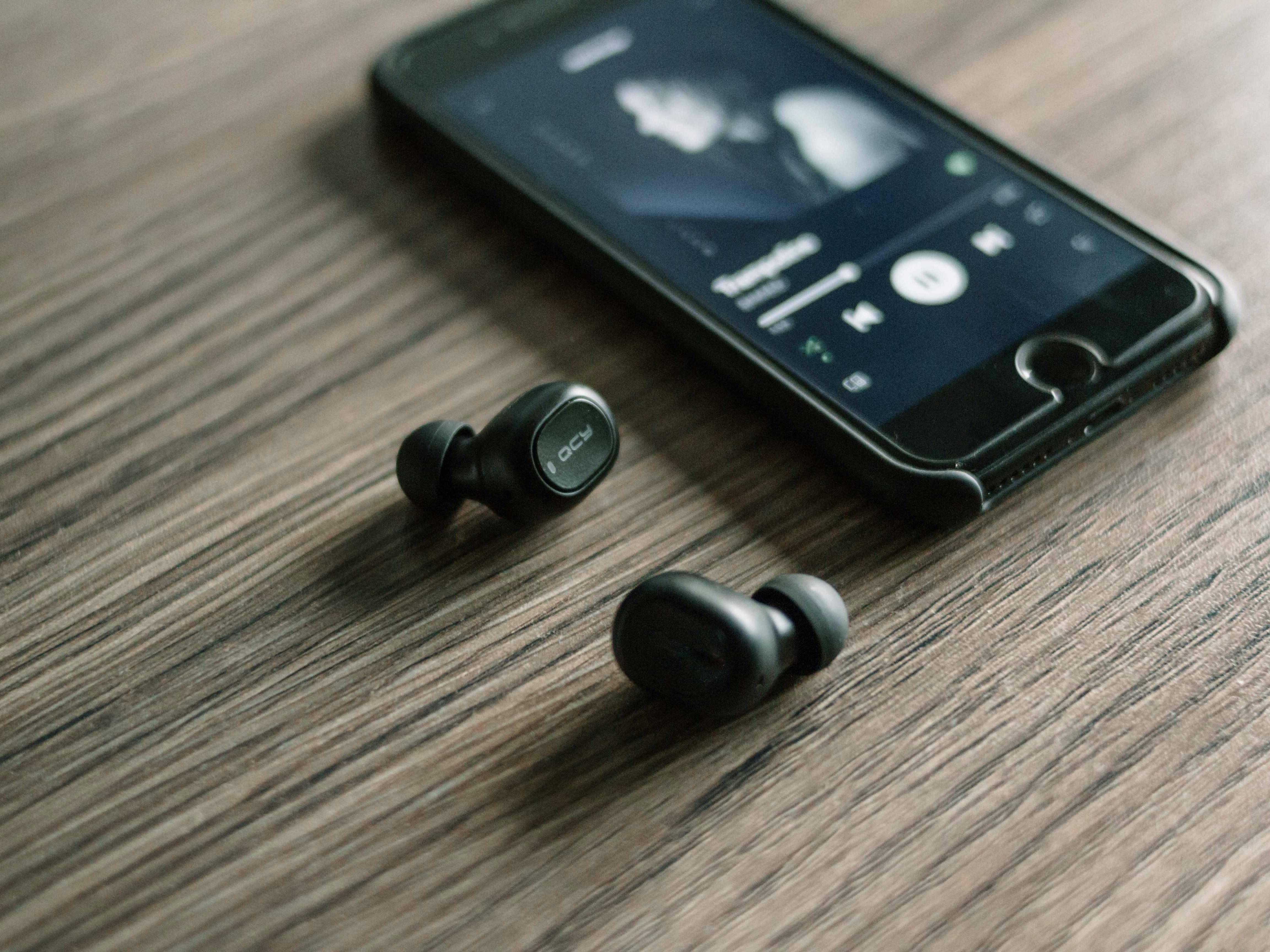 True wireless true demand? Image credit: Unsplash