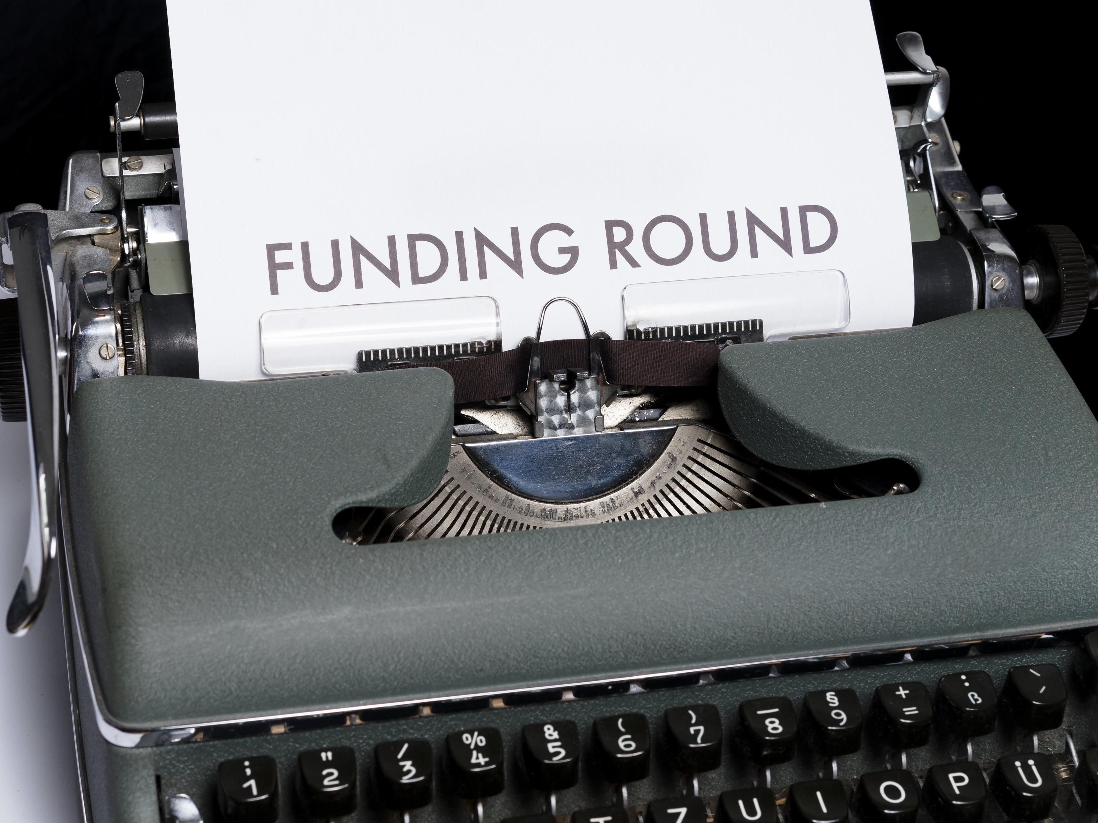 Funding round. Image credit: Markus Winkler/Unsplash