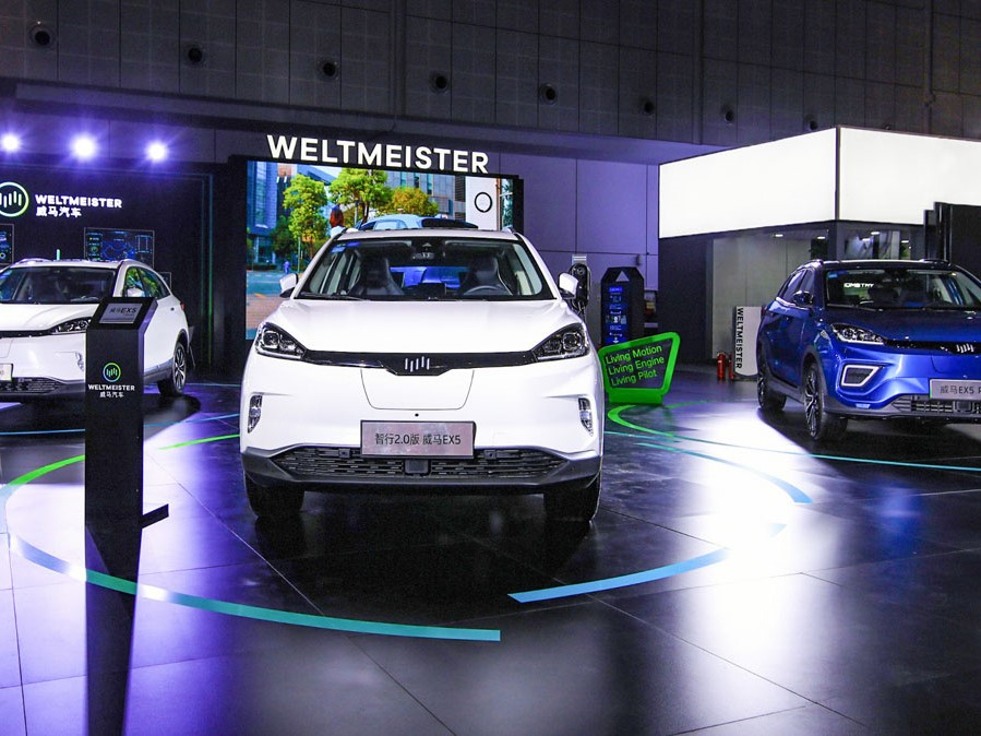 WM Motors' Co-founder Resigns as the EV Maker Plans Star Market IPO