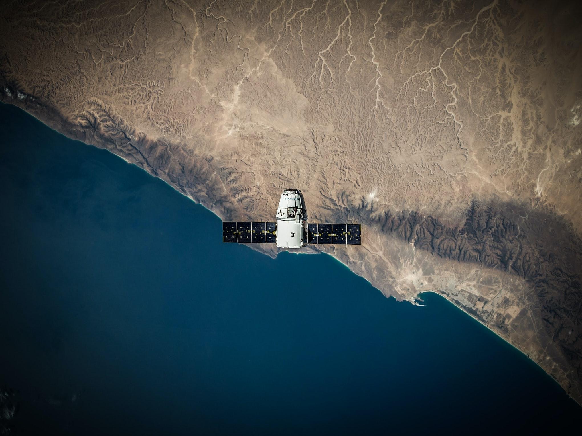 Image credit: SpaceX/Unsplash