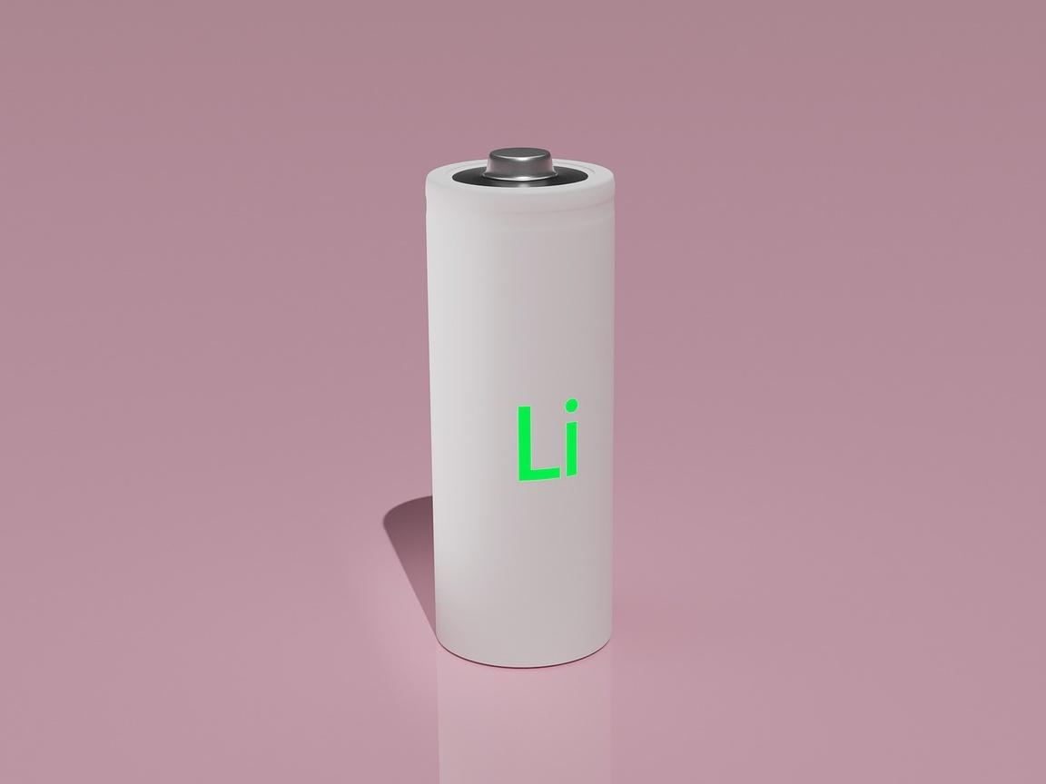 Lithium battery. Image Credit:   Finnrich  / Unsplash