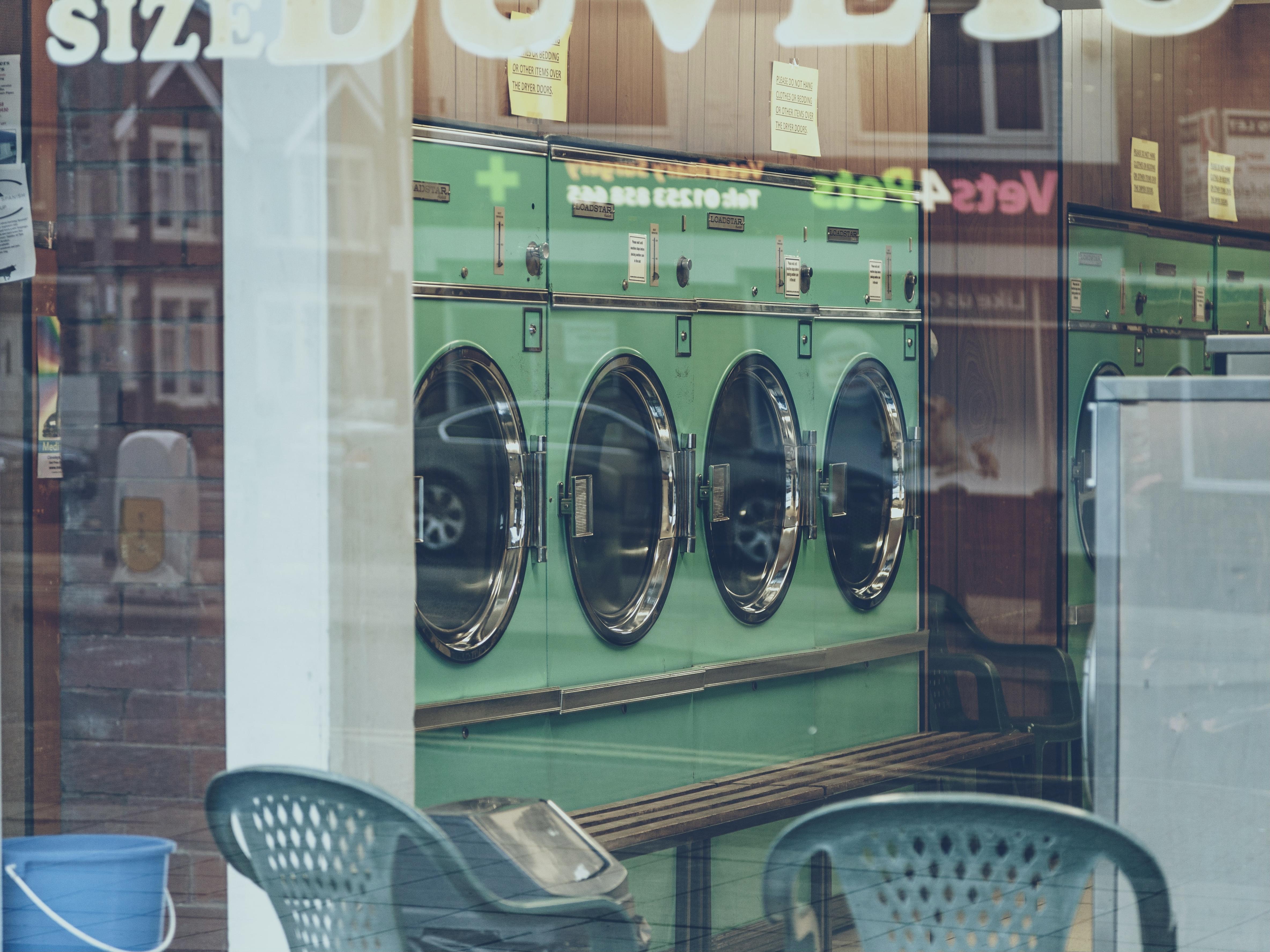 Laundry. Image Credit: Dimitri Houtteman/Unsplash