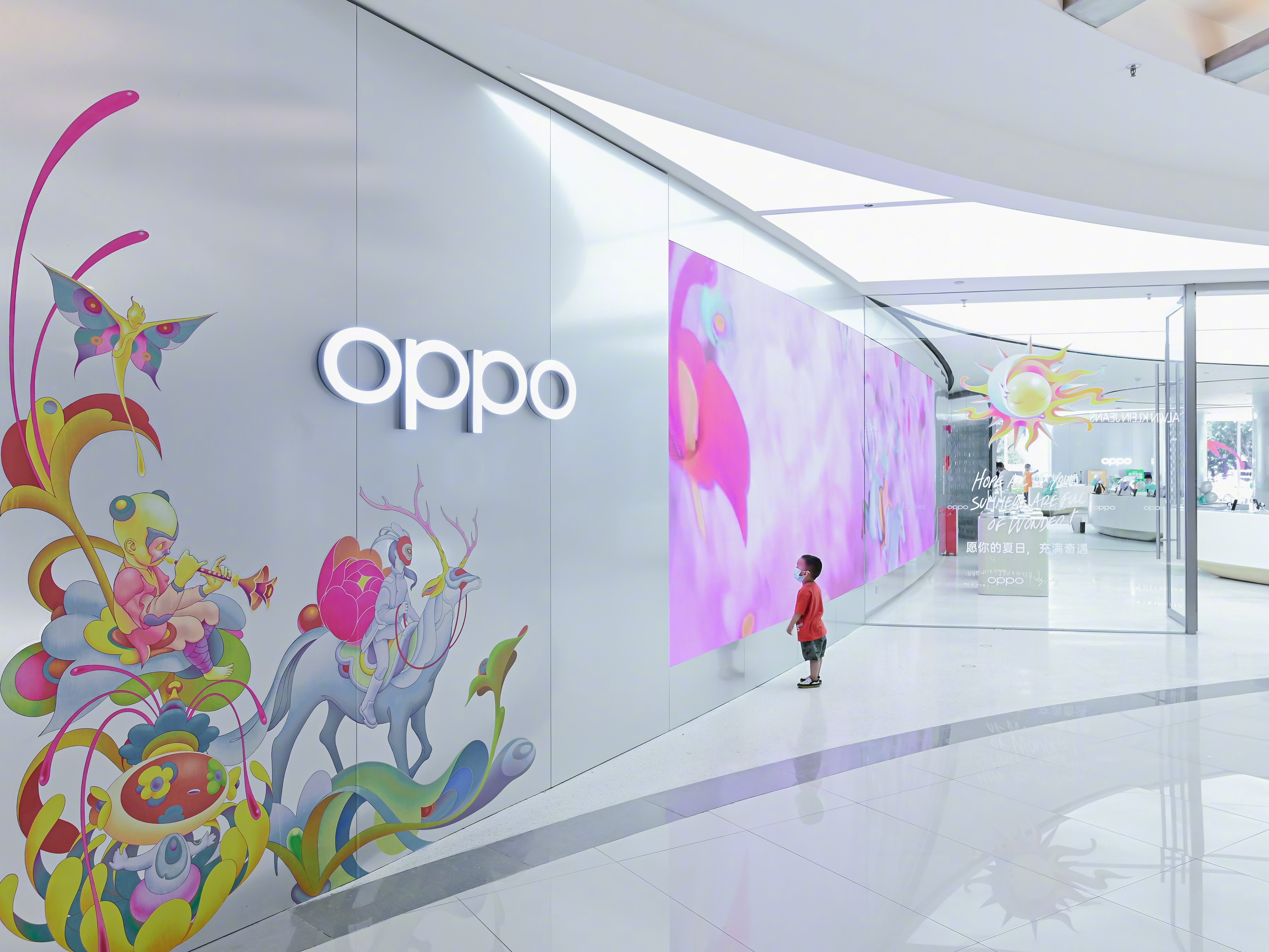 OPPO and Midea to Co-create Smart Home and IoT Ecosystem