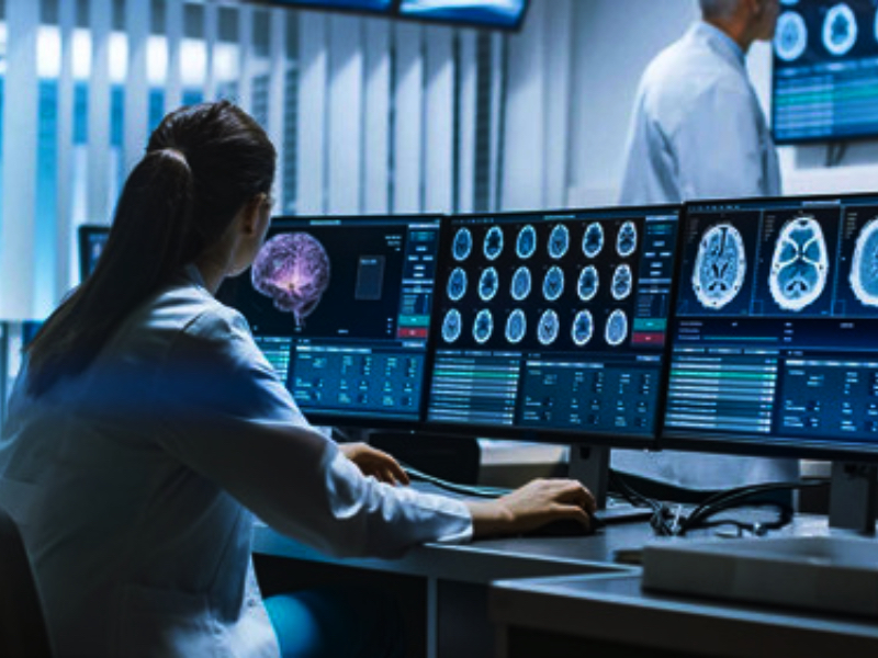 Digitalization gathers pace in the most tech-demanding area in the pharmaceutical industry. Image credit: Taimei Tech / Zhihui