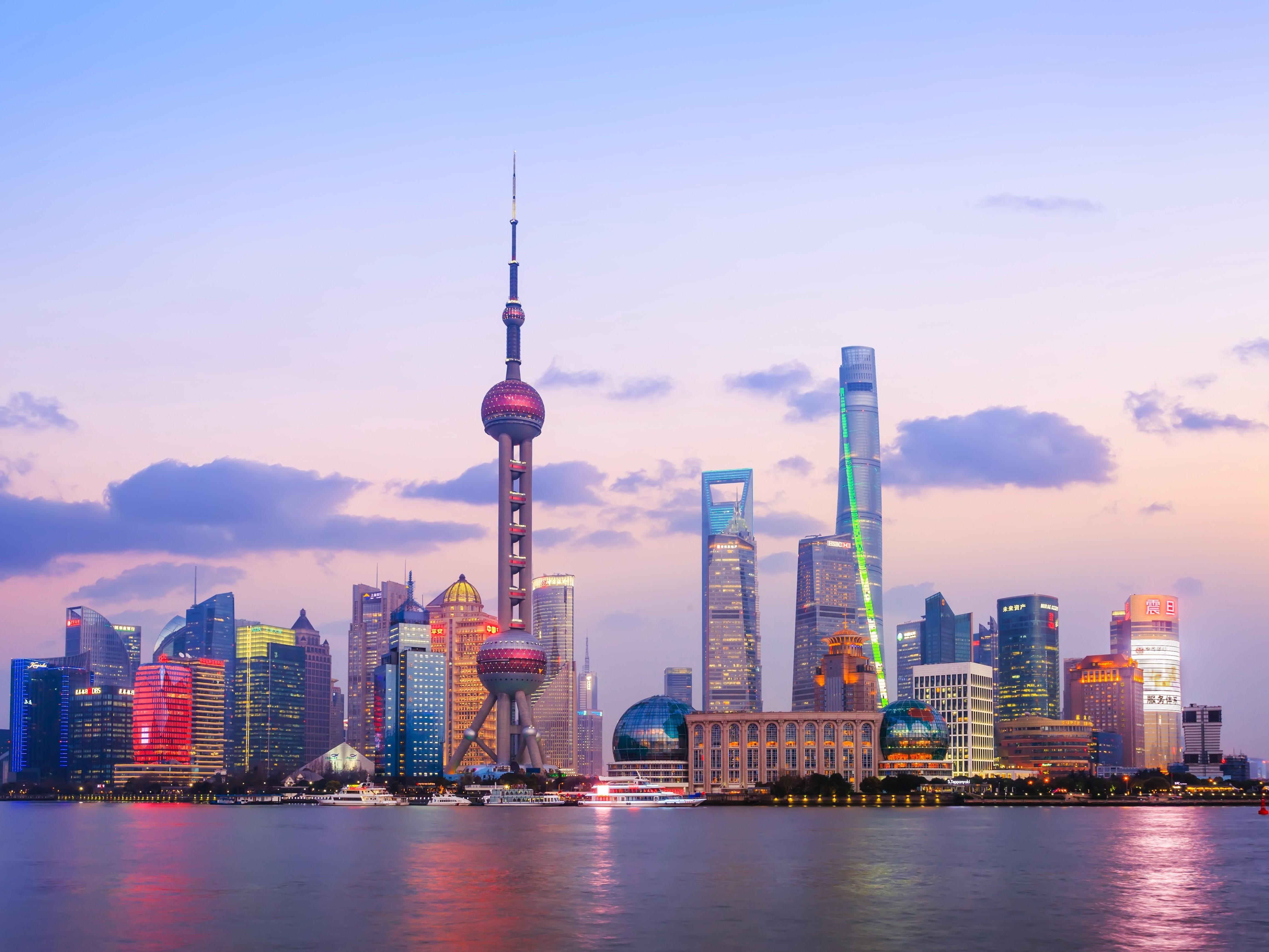 Shanghai, China. Image credit: Edward He/unsplash