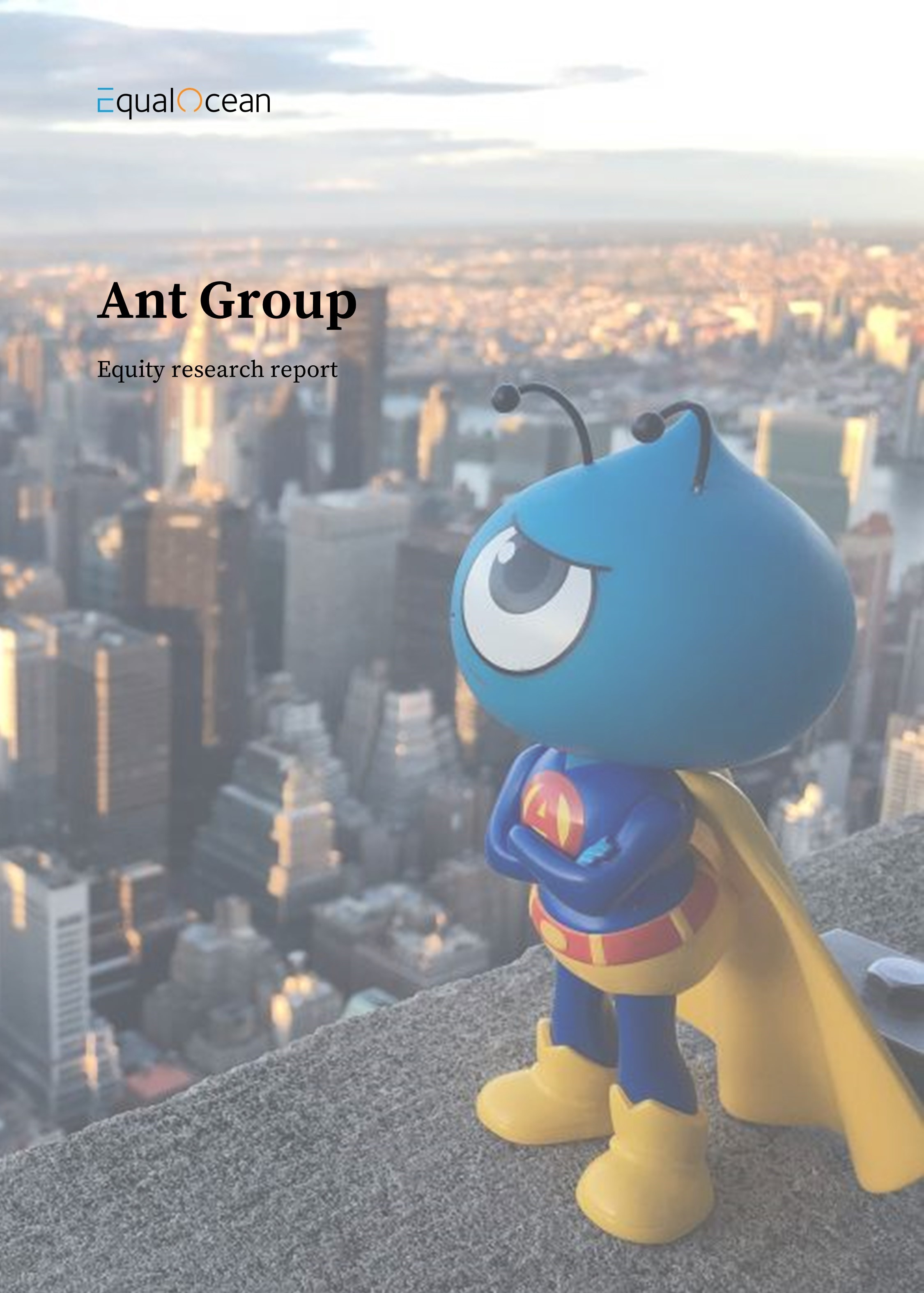 Equity Research Report: Ant Group